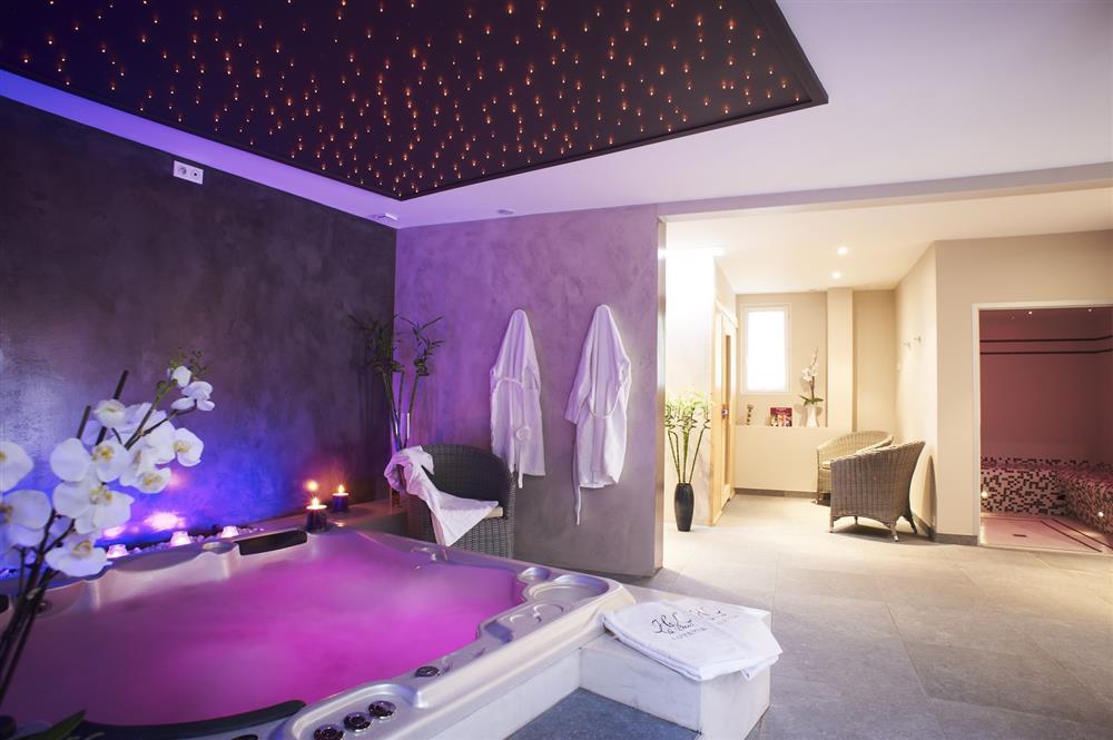 Le Spa de l'hôtel 3 étoiles Lutétia à la Baule, près de la